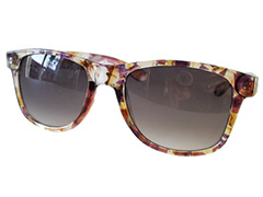 Wayfarer met patroon - Design nr. 579